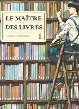 Le maître des livres, Tome 1